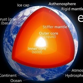 Viata descoperita in interiorul Terrei