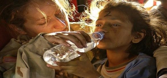 Around one million Syrians have entered Jordan