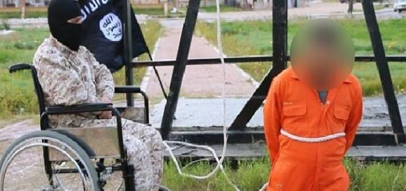 Un spion din Libia este executat prin ștrangulare