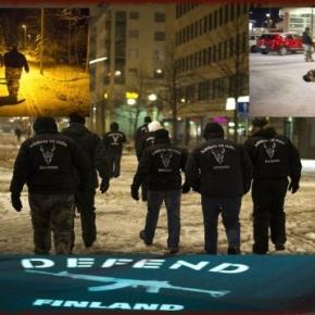 Aceştia sunt justiţiarii nocturni ai Finlandei