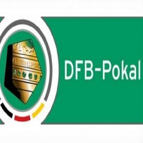 Fot: Logo Pucharu Niemiec. DFB-Pokal.
