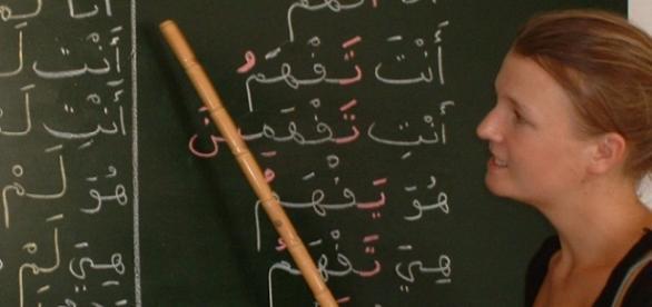 Nauka arabskiego. Wkrótce obowiązkowa w Niemczech?