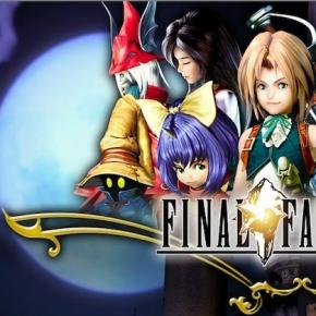 Cover for FF IX art by Gadgets.ndt.com