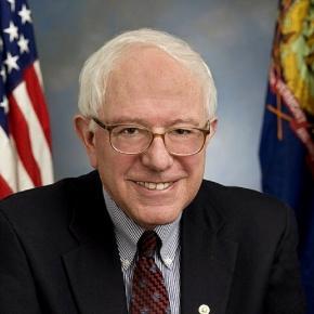 Sen. Bernie Sanders (Credit United States Senate)