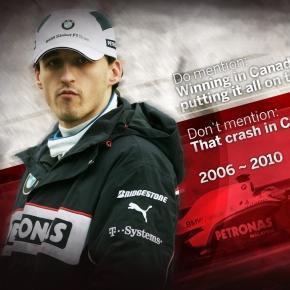 Robert Kubica (fot. ze strony Formula1.com)