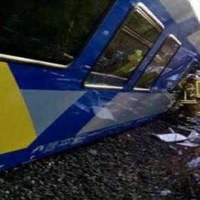 Accident feroviar la Bad Aibling, în Germania