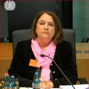 Bildausschnitt der Aufzeichnung im Bundestag