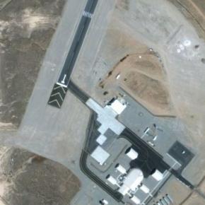 """""""Zona 6"""" este situată în deșertul Nevada (SUA)"""