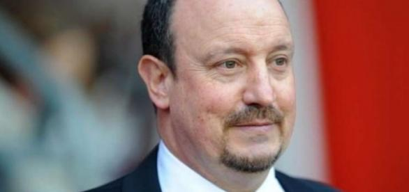 Rafael Benitez były trener Realu Madryt