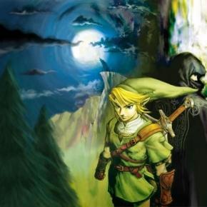 Legend of Zelda ArtWork, image by gameblogger.com