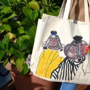 Un ejemplo de bolso artesano de absoluta tendencia