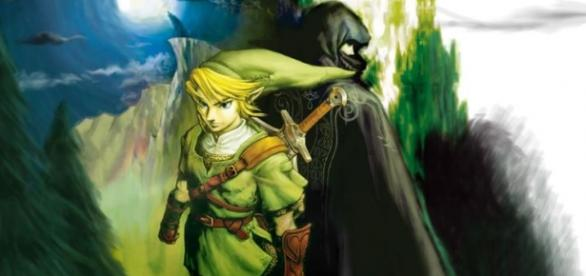Legend of Zelda ArtWork, image by gameblogger.com