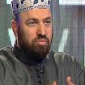 Imam Nezar Chafir, przywódca muzułmanów w Polsce