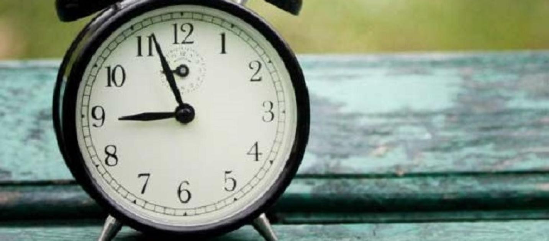 Cambio ora 2016 aspettando il 27 marzo problemi 39 seri for Cambio ora 2016