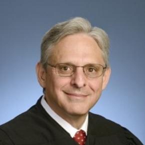 Judge Merrick Garland (Department of Justice)