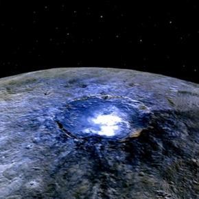 Fenomene nemaivazute descoperite pe Ceres
