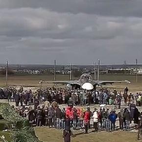 Su-34 leciały do Rosji przez pięć godzin.