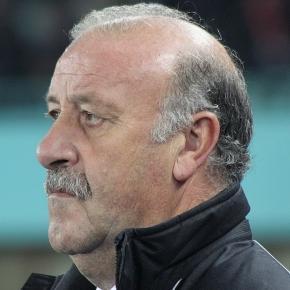 Vicente del Bosque, seleccionador nacional
