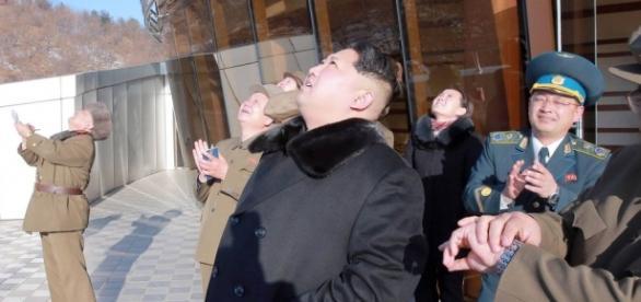 Președintele nord-coreean Kim Jong-un