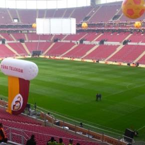 Mecz Galatasaray - Fenerbahce został odwołany