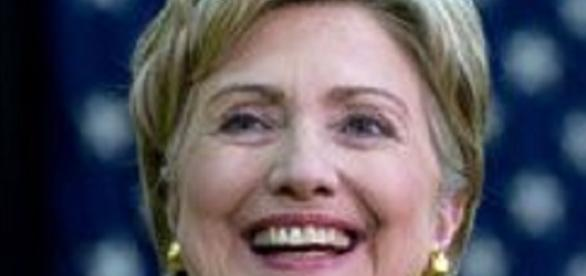 Hillary Clinton (Credit State Dept)