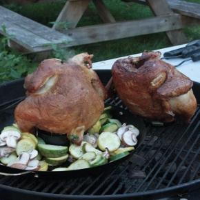 Grilled chicken/ Photo:Ted Sakshaug (Flickr)