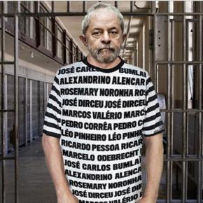 Lula pode ser preso - Foto/Montagem