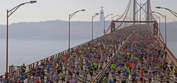 Quase 40 mil pessoas participaram na meia maratona de Lisboa