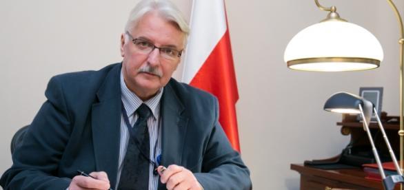 Witold Waszczykowski - szef MSZ