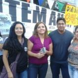 Los maestros mendocinos en la lucha por sus derechos