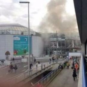 L'attentato all'aeroporto di Bruxelles