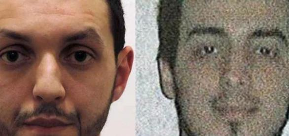 Los sospechos Mohamed Abrini y Najim Laachraoui, cómplices de Salah Abdeslam