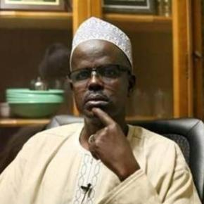 (Photo Credit: Human Rights Watch) - Imam Baba Leigh now in exile