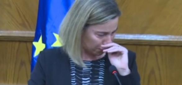 Frederica Mogherini, szefowa unijnej dyplomacji
