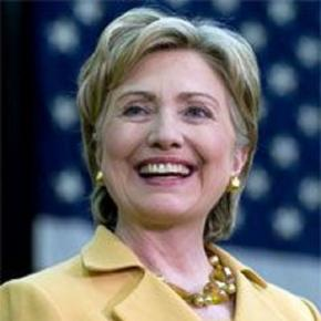 Hillary Clinton (Credit State Department)