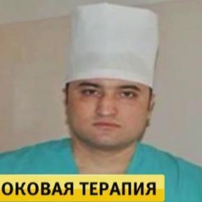 Ilya Zelendinov, doctorul-moarte