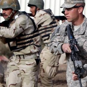 Trupele americane lupta in Irak