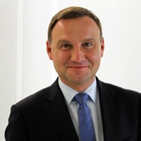 Andrzej Duda nie boi się zamachu!