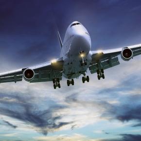 Cu avionul spre moarte sigură...
