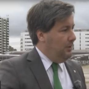 Bruno de Carvalho em entrevista na SportingTV
