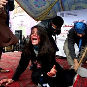 Masowe zabójstwo wywołało falę protestów w Afganistanie.