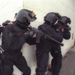 """Trupele speciale """"Alpha"""" în luptă împotriva teroriștilor"""