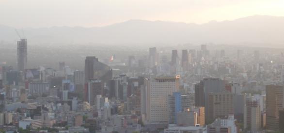 La contaminación aumenta en las épocas de calor