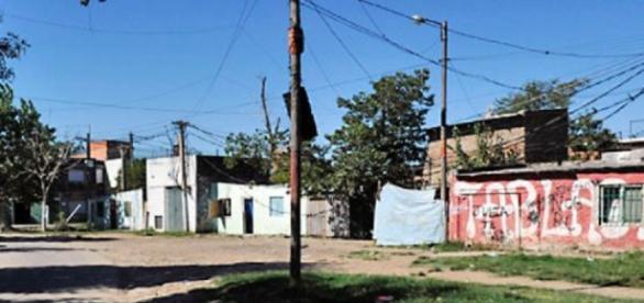 Las zonas más precarias de la Tablada