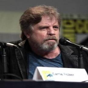 Mark Hamill of Star Wars (Wikipedia)