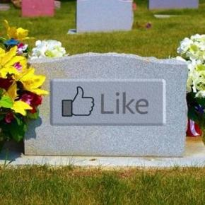 facebook, en 2098 le plus grand cimetière du monde