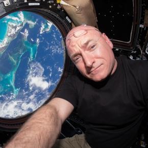 Scott Kelly - americanul a stat 340 zile în spaţiu