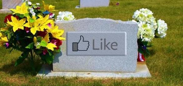 facebook, en 2098 le plus grand cimetière du monde