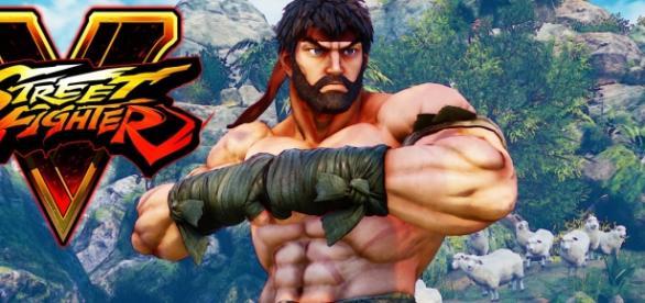 SF V Ryu, Image by www.youtube.com