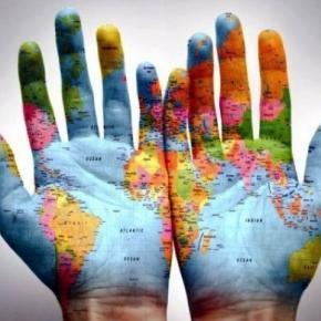 Harta lumii- prezentare originală